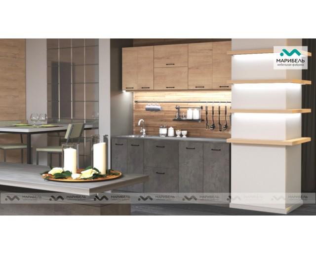 Кухонный гарнитур  «Loft» 2.0 м