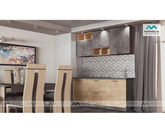Кухонный гарнитур  «Loft» 1,8 м