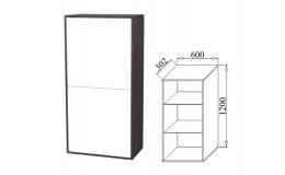 Шкаф навесной Куб К05