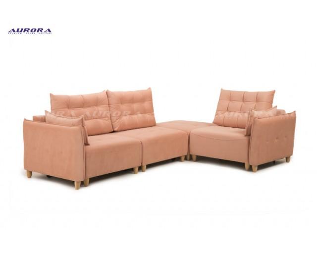 "Угловой диван ""Истра 1.6"""