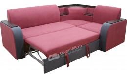 Угловой диван Эко 15 эконом