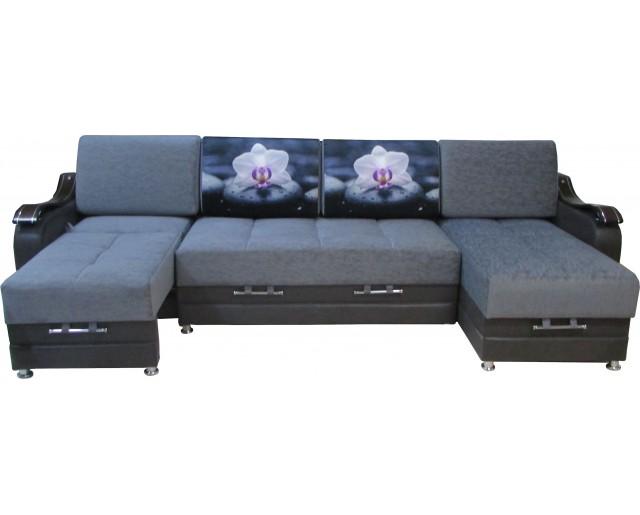 Угловой диван Эко 18 трансформер