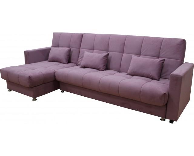 Угловой диван Финка с подлокотниками Модус 14