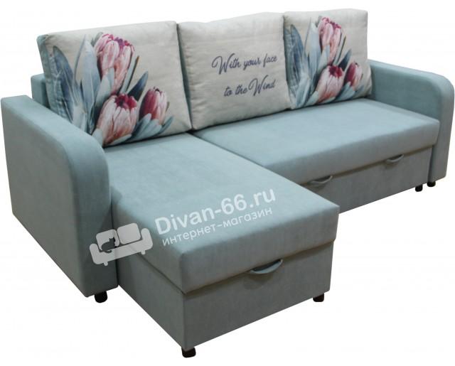 Угловой диван Эко 21 (Модус 09, БКС)
