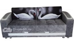 Еврокнижка Эко 24 (Блисс 11, лебедь Ч/Б)