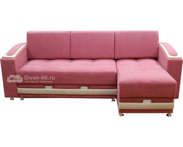 Угловой диван Эко 24 (Модус 14, Модус 01)