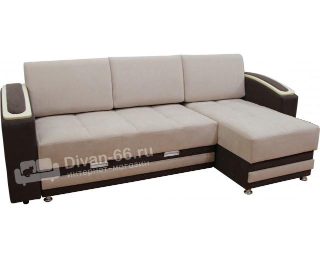 Угловой диван Эко 24 (Модус 02, Модус 07)