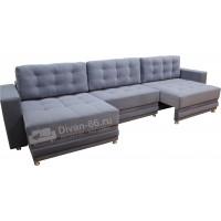 Угловой диван Эко 24 +трансформер (Маркус 10)