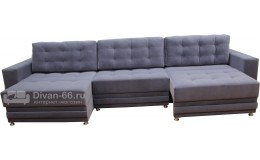 Угловой диван Эко 24 + трансформер (Маркус 10)