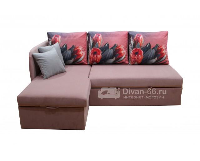 Угловой диван Персона 12 (Teddy 663)