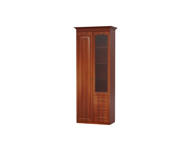 Шкаф МЦН комбинированный 2-х дв. Гармония-4
