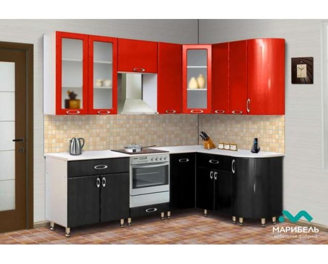 Модульный кухонный гарнитур Мыло 128