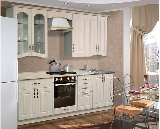 Модульный кухонный гарнитур Венеция