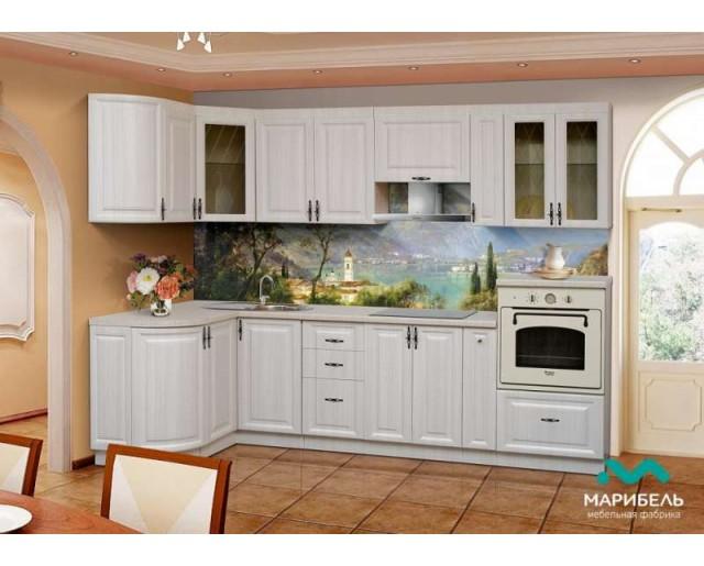 Модульный кухонный гарнитур Веста