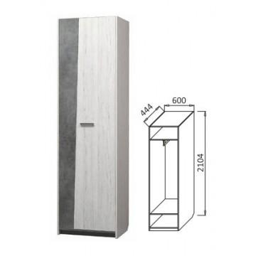 Шкаф 2-х дв. Визит-14 (ВП-1)