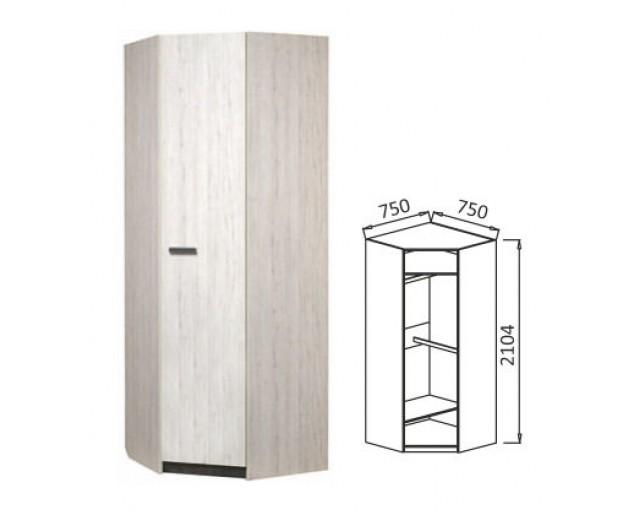 Шкаф угловой Визит-14 (ВП-11)