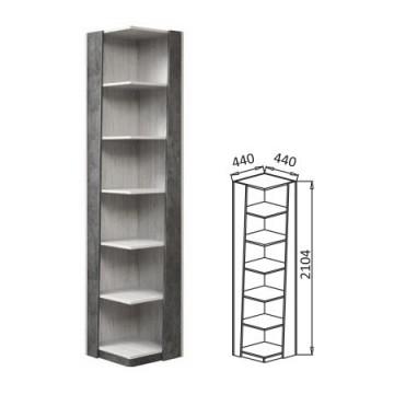Шкаф-приставка Визит-14 (ВП-12)
