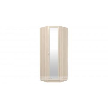 Шкаф угловой с зеркалом Визит-16 (ВИП-5)