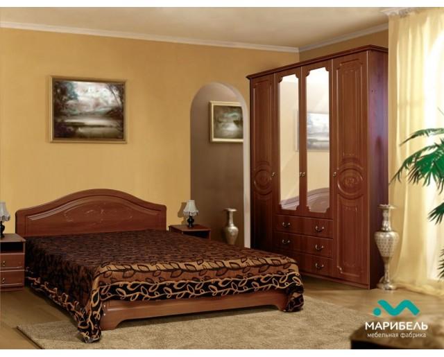 Модульный набор для спальни Ивушка-5