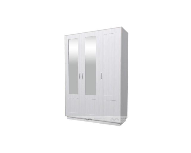 Шкаф 3-х дверный Ивушка-9