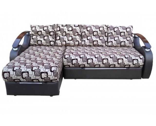 Угловой диван Непал Люкс