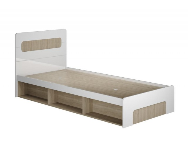 Кровать 900х2000 с под. мех. Палермо-3 (Юниор)