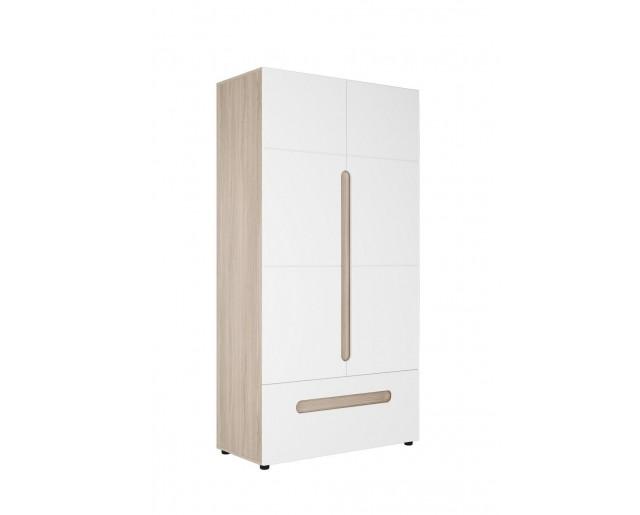 Шкаф 2-х ств. комбинированный Палермо-3