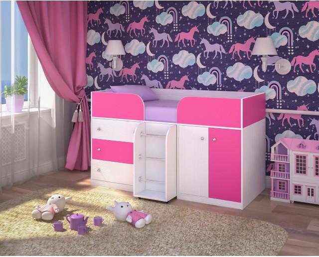 """Кровать чердак """"Малыш 4"""""""